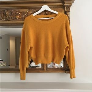 Zara knit sweater!